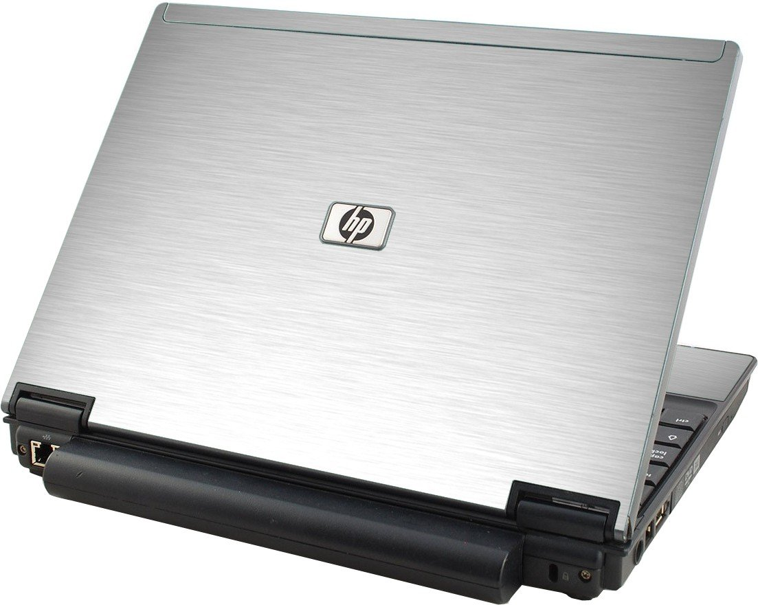 Mts #1 Textured Aluminum HP Compaq 2510P Laptop Skin