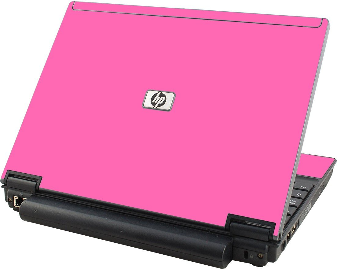 Pink HP Elitebook 2530P Laptop Skin