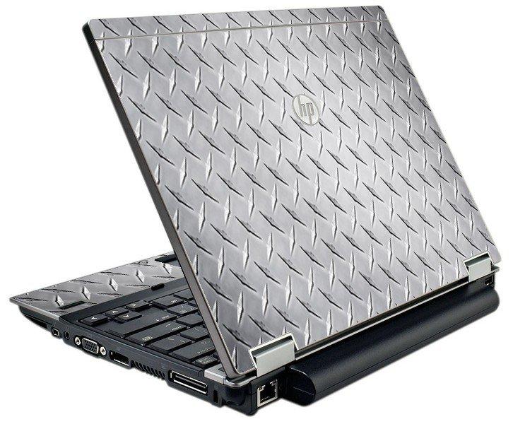 Diamond Plate HP Elitebook 2540P Laptop Skin