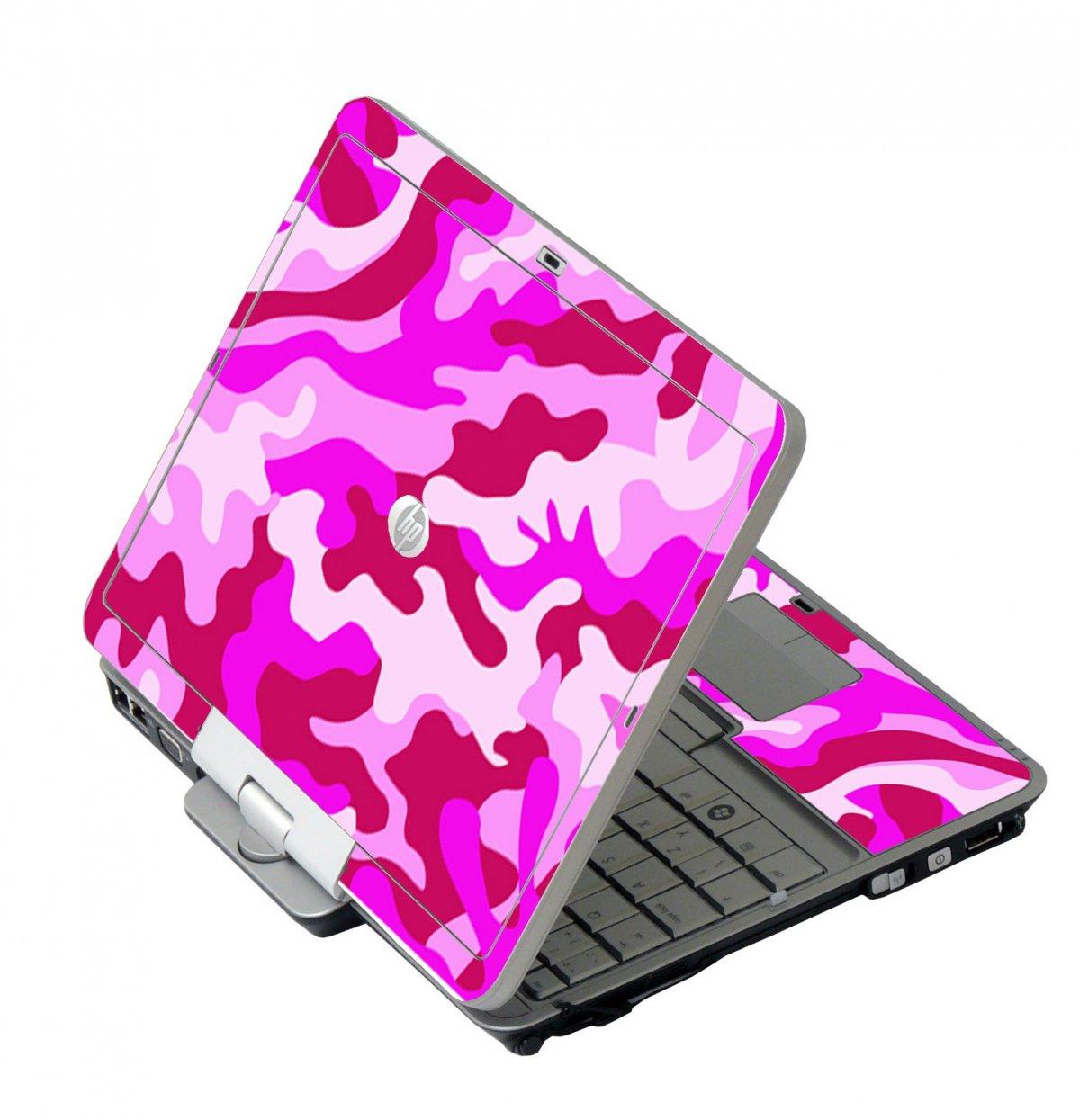 Pink Camo HP EliteBook 2730P Laptop Skin