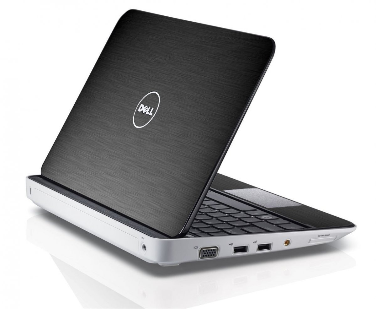 MTS#3 TEXTURED GUN METAL Dell Inspiron Mini 10 1012 Skin