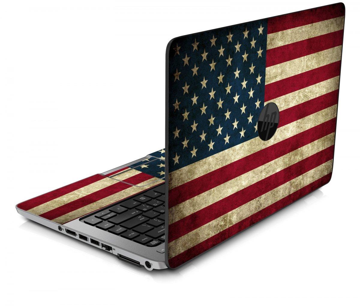 AMERICAN FLAG HP ProBook 850 G1 Skin