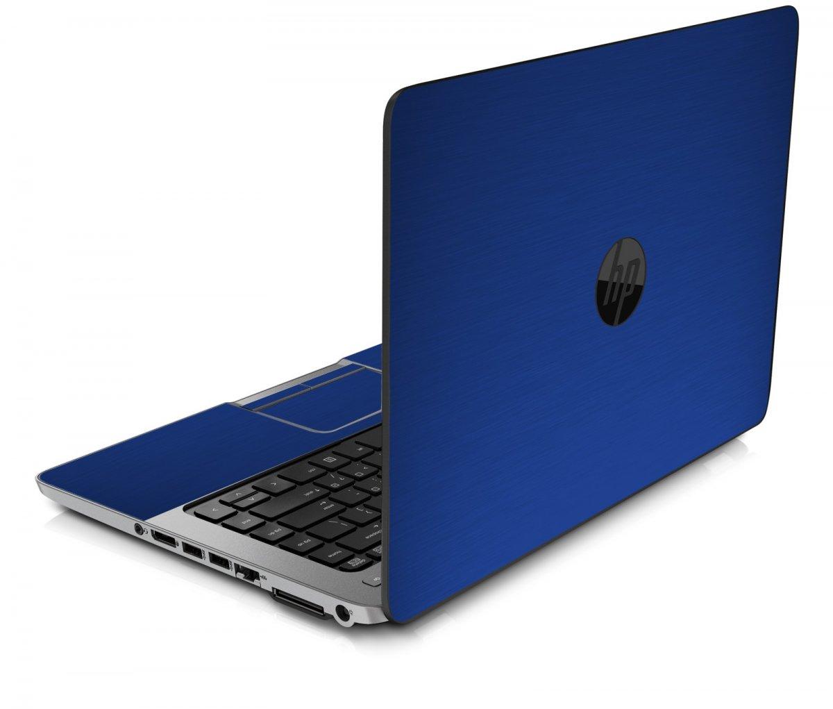 MTSBLUE TEXTURED ALUMINUM HP ProBook 850 G1 Skin