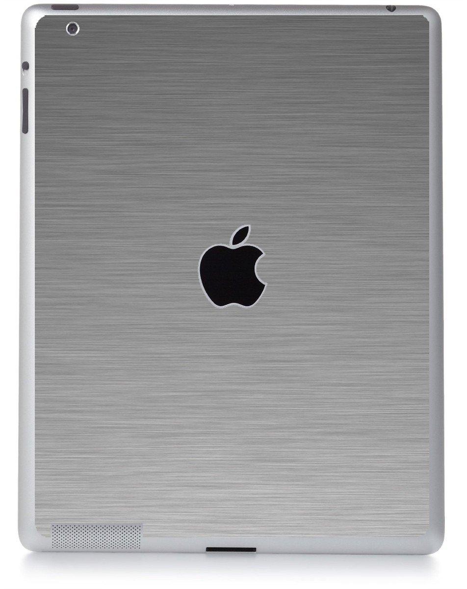 MTS#2 TEXTURED SILVER Apple iPad 2 A1395 SKIN