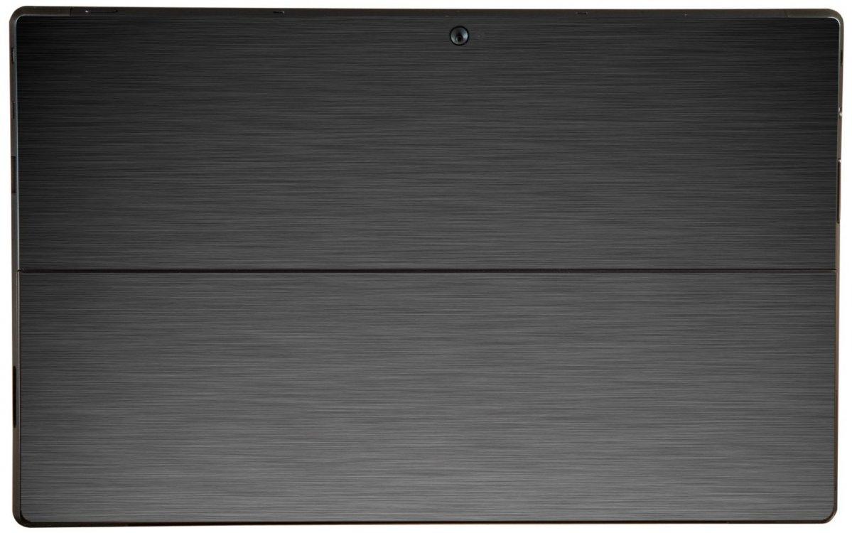 MTS#3 TEXTURED GUN METAL Microsoft Surface Pro Skin