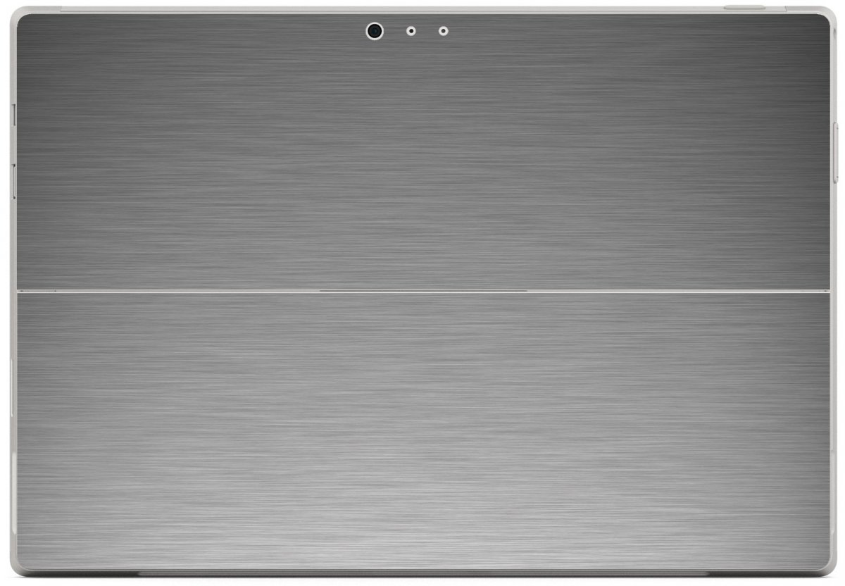 MTS#2 TEXTURED SILVER Microsoft Surface Pro 3 Skin