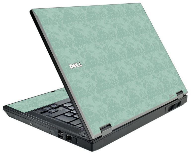 Dreamy Damask Dell E5500 Laptop Skin