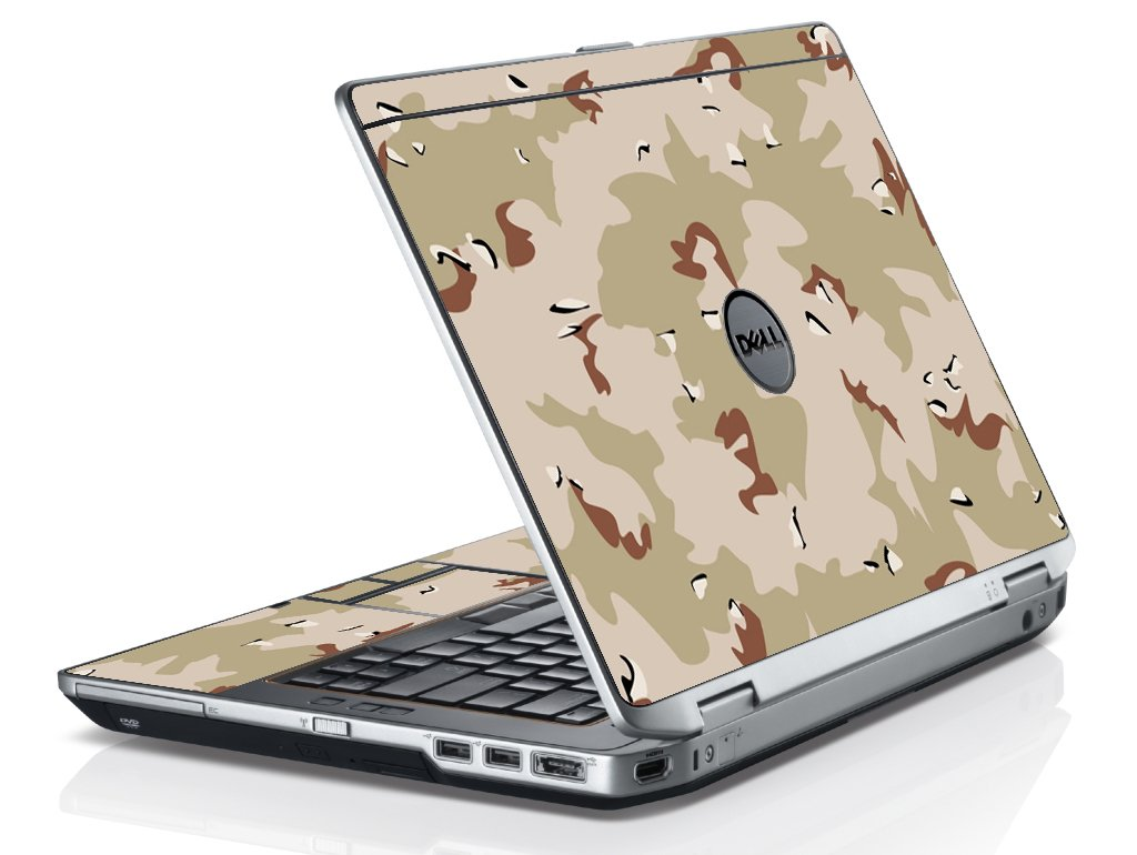 Desert Camo Dell E6430 Laptop Skin