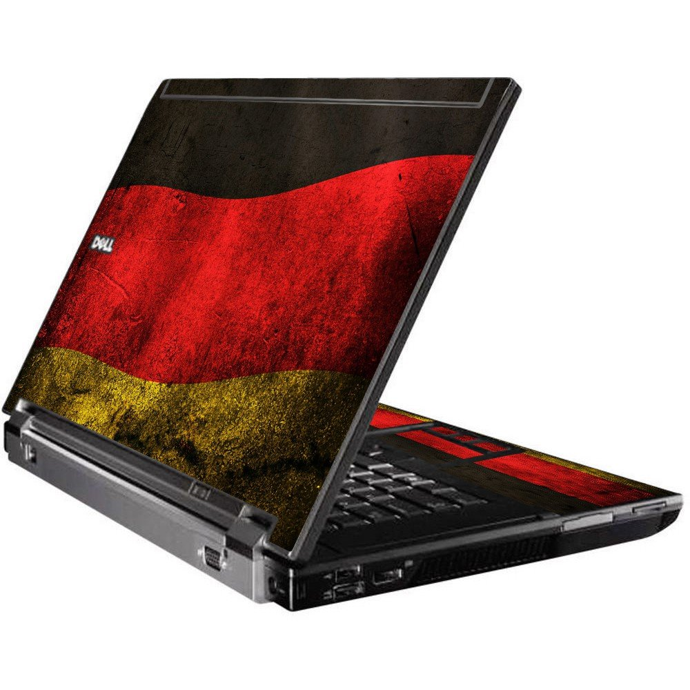 German Flag Dell M4500 Laptop Skin