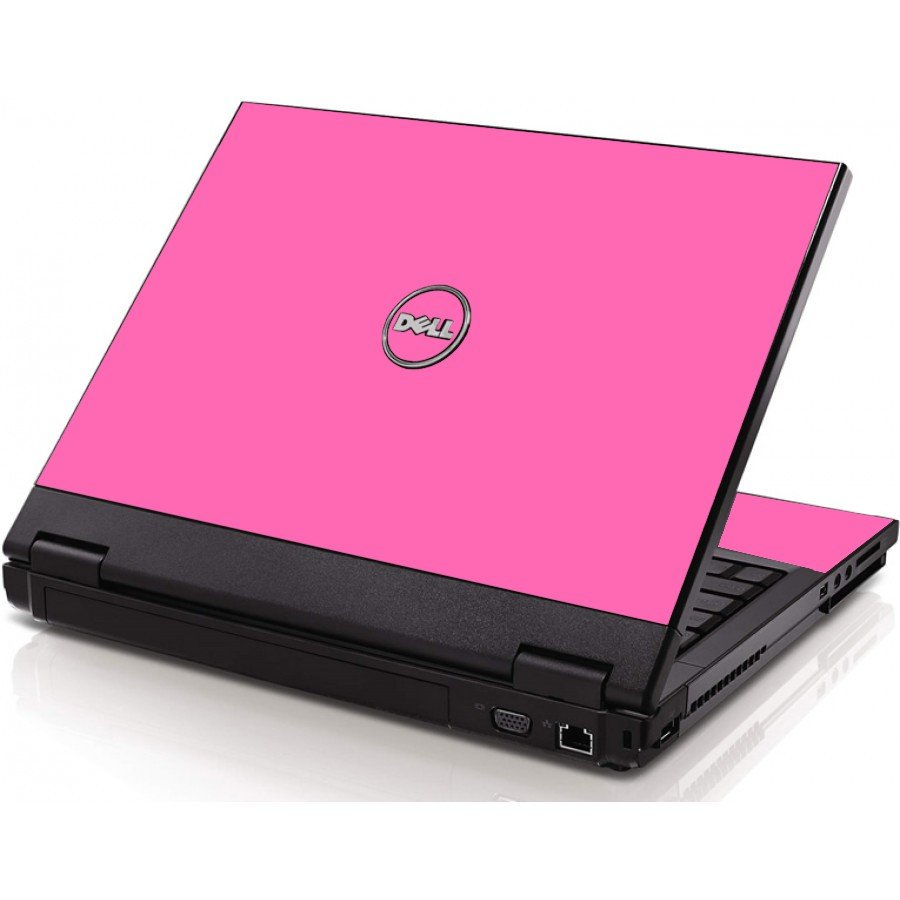Pink Dell 1320 Laptop Skin