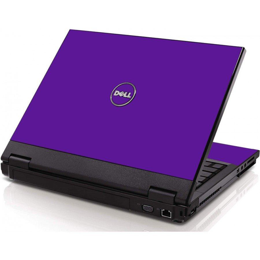 Purple Dell 1320 Laptop Skin