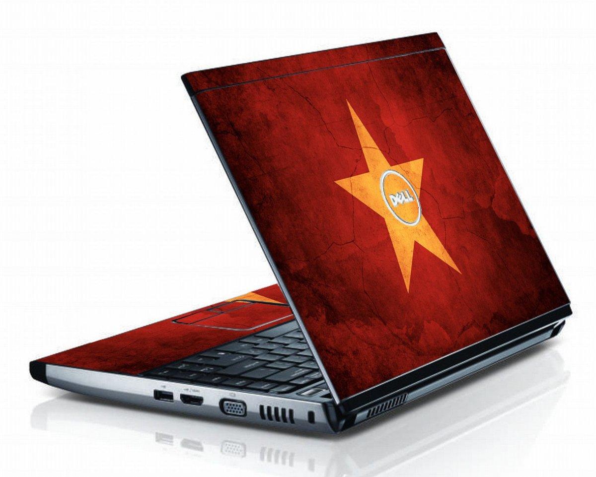 Vietnam Flag Dell 3300 Laptop Skin