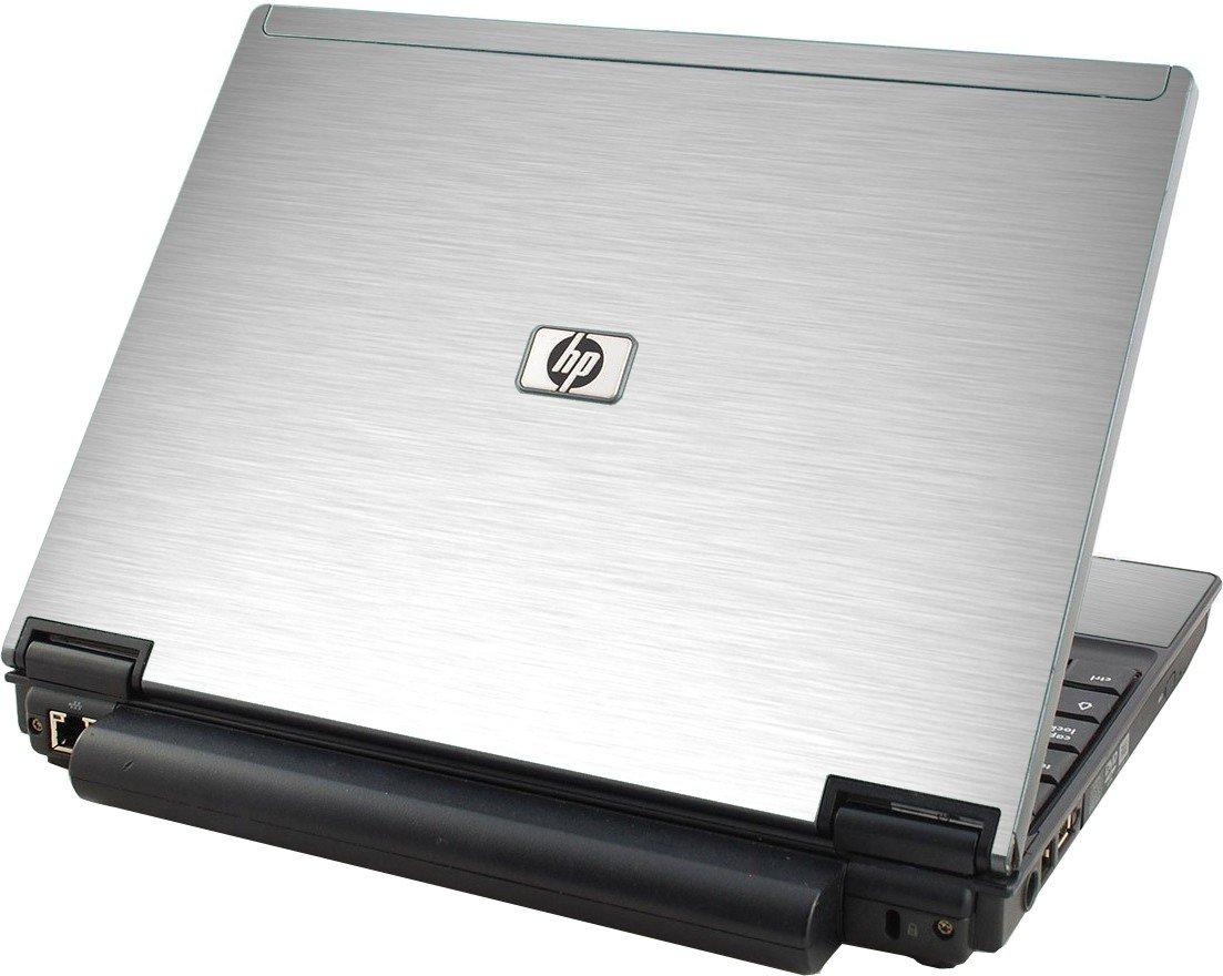 Mts #1 Textured Aluminum HP Elitebook 2530P Laptop Skin