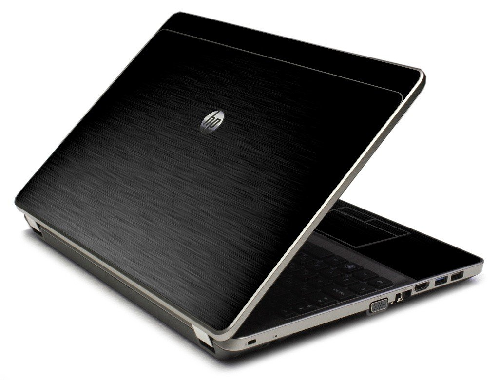 Mts Black 4535S Laptop Skin