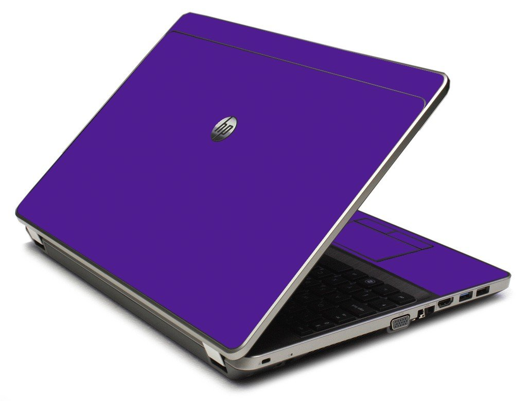 Purple 4535S Laptop Skin