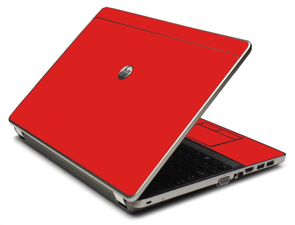 Red 4535S Laptop Skin