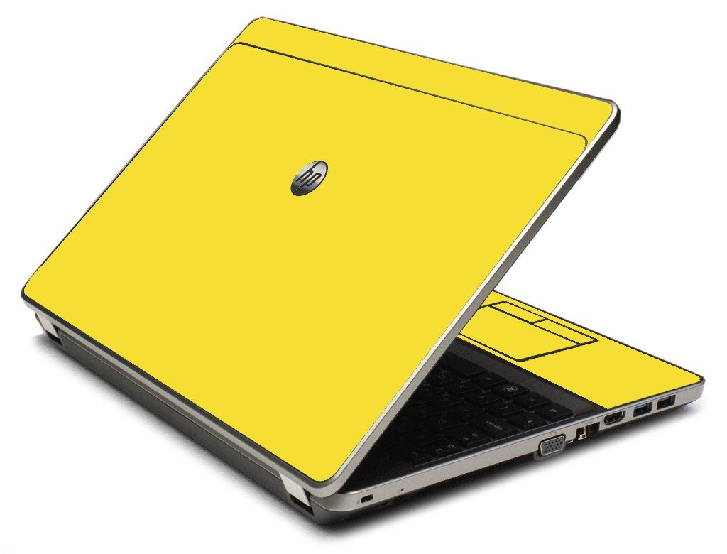 Yellow 4535S Laptop Skin