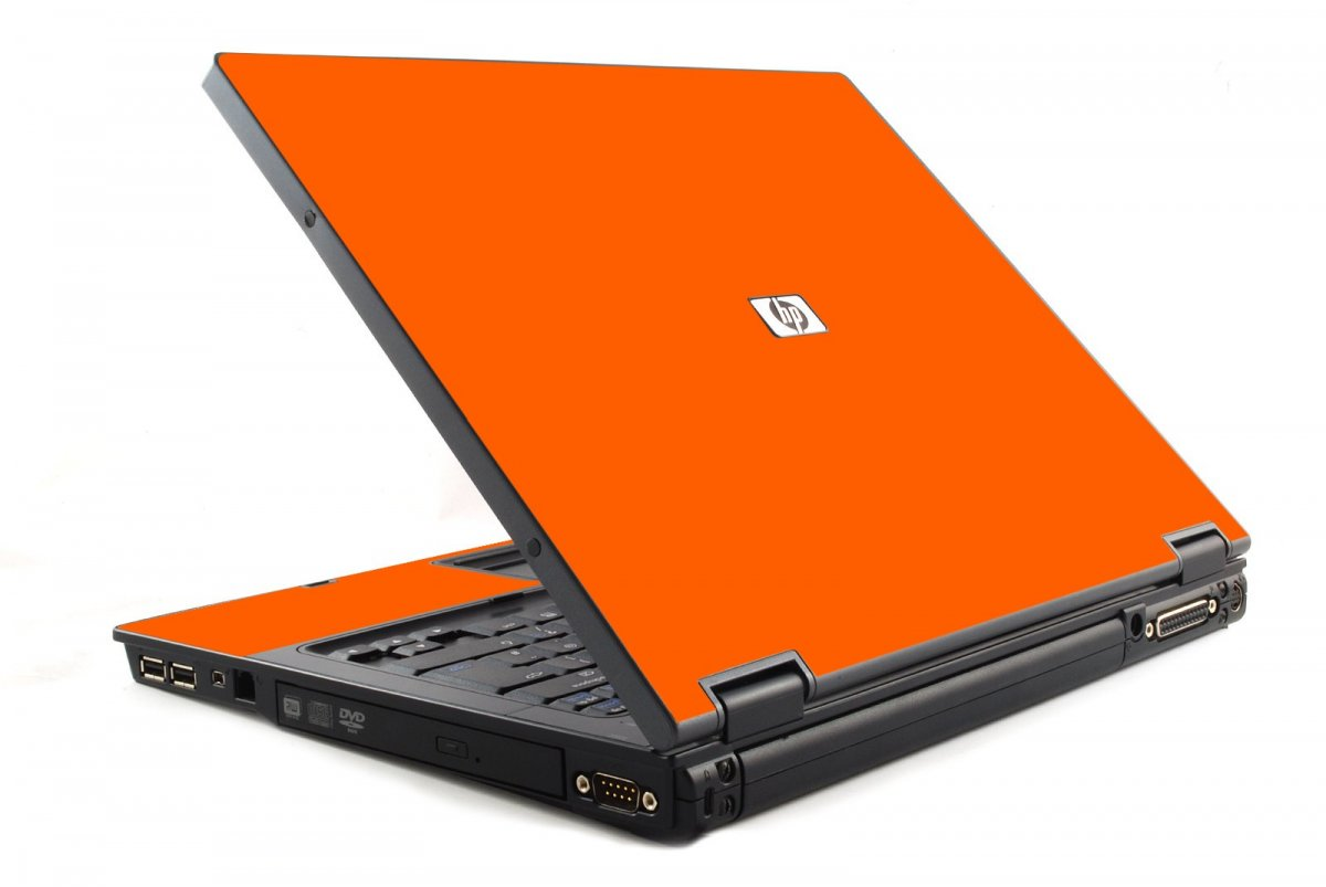 Orange 6510B Laptop Skin