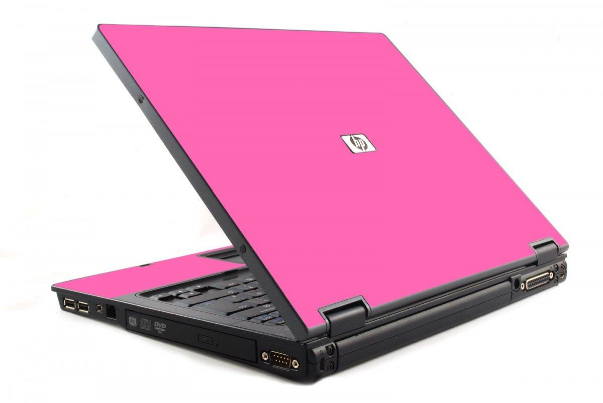 Pink 6510B Laptop Skin
