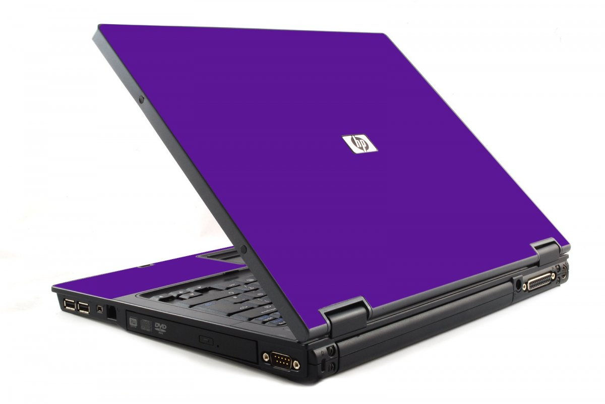 Purple 6510B Laptop Skin