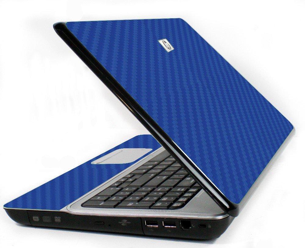 Blue Carbon Fiber 6730S Laptop Skin