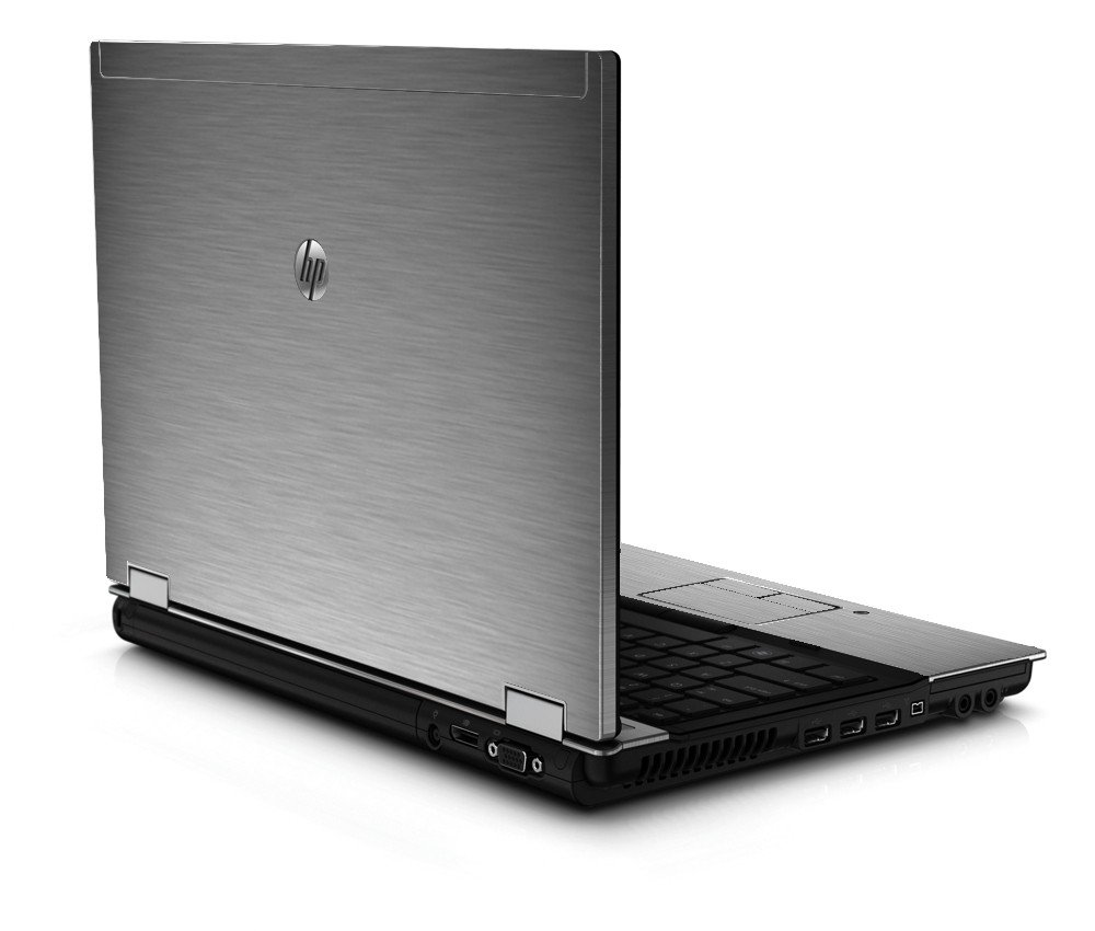 Mts #2 Textured Silver 8440P Laptop Skin