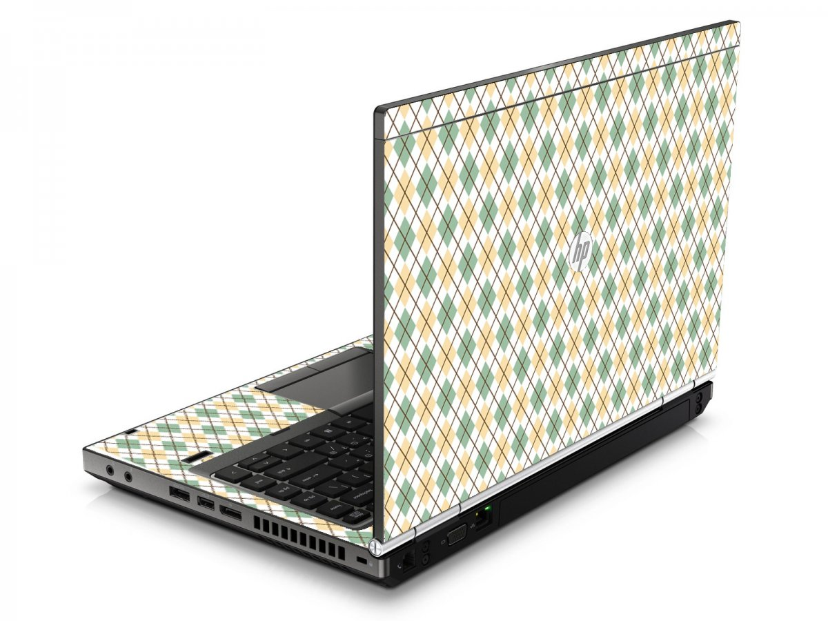 Argyle HP8460P Laptop Skin