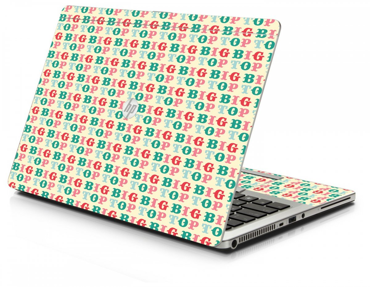 Big Top HP 9470M Laptop Skin