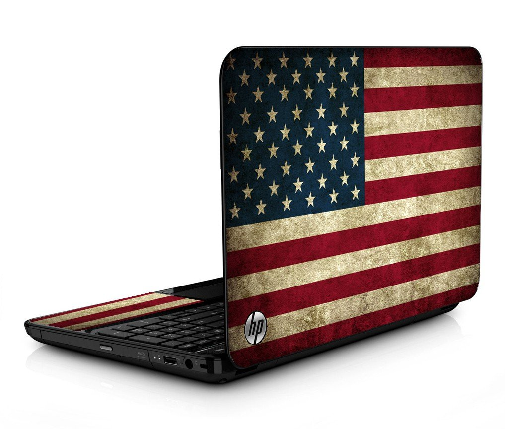 American Flag HPG6 Laptop Skin