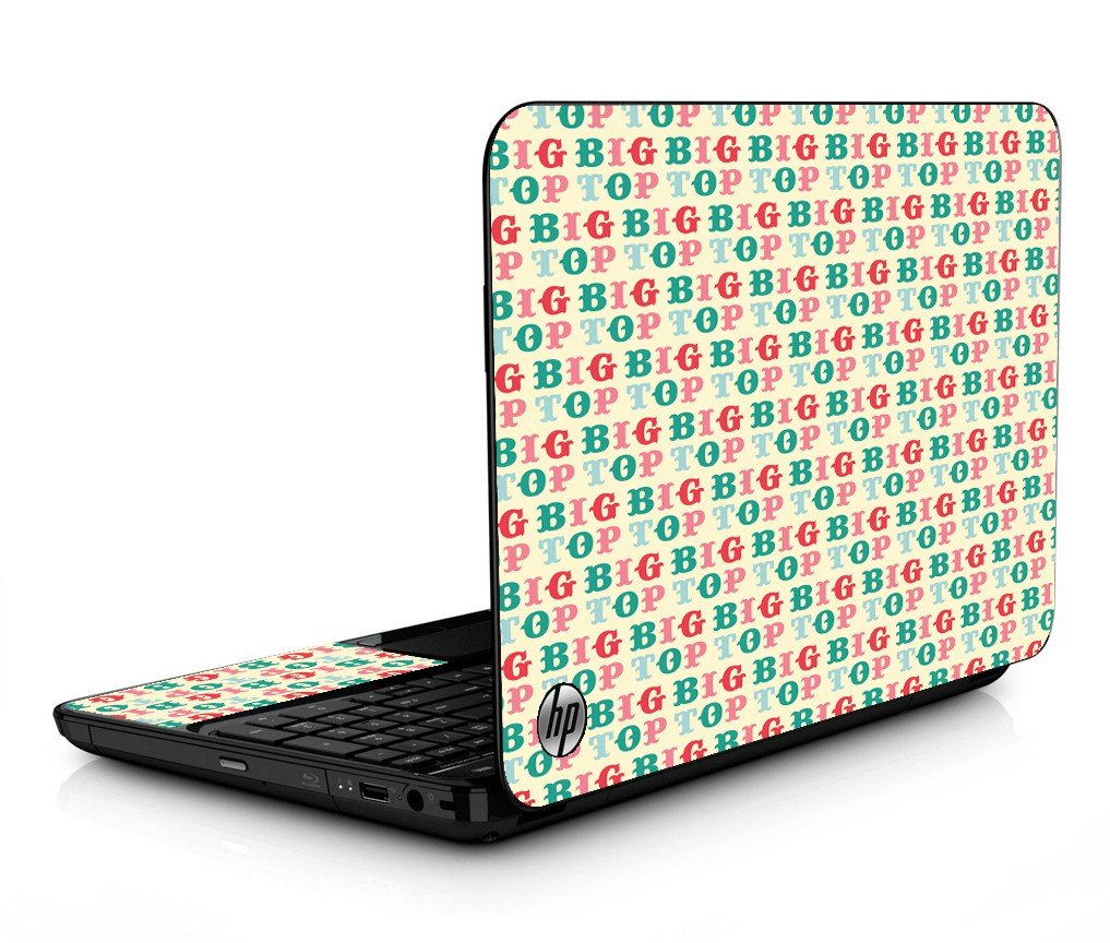 Big Top HPG6 Laptop Skin