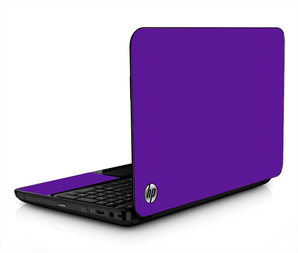 Purple HPG6 Laptop Skin