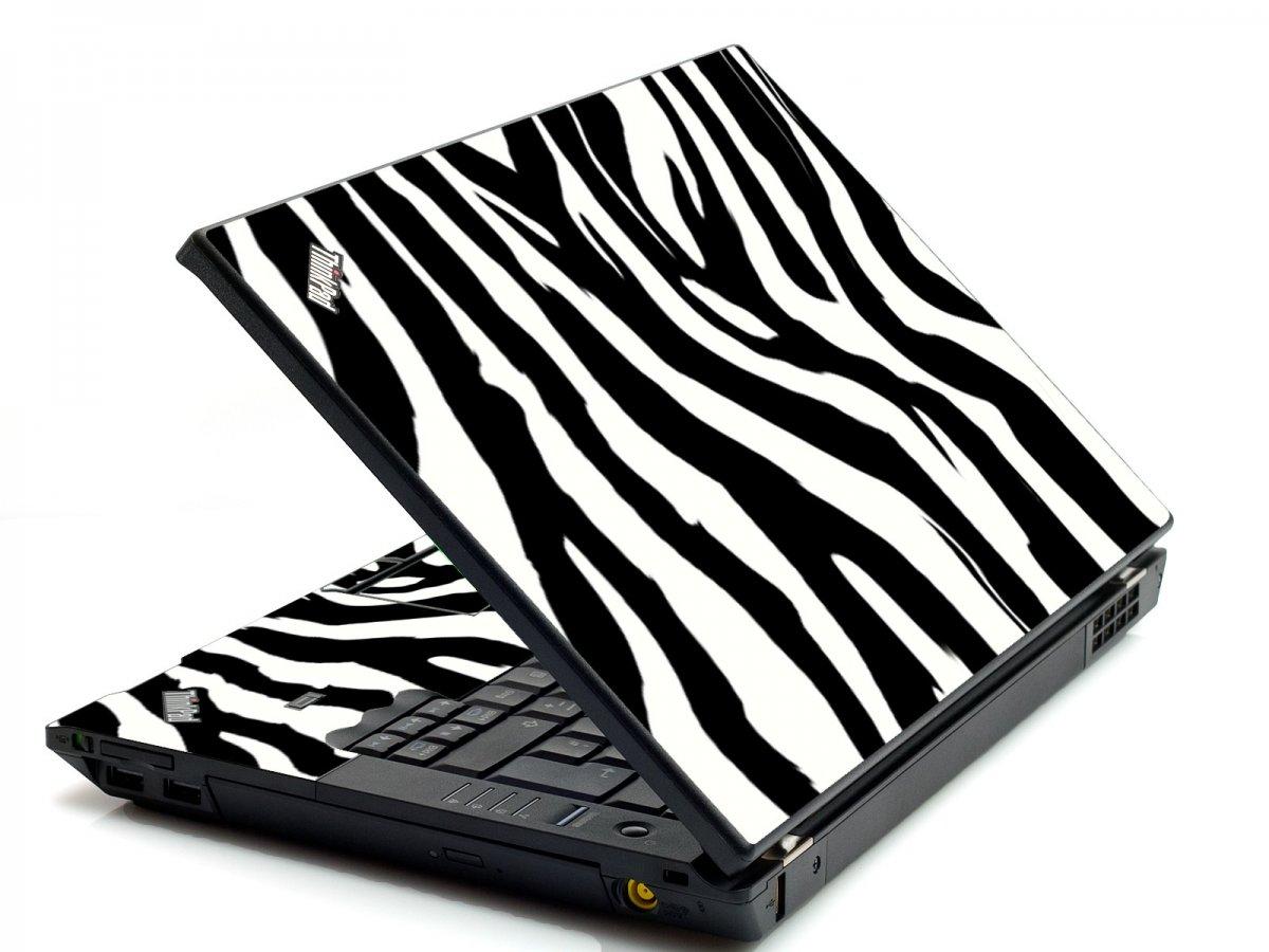 Zebra IBM L412 Laptop Skin