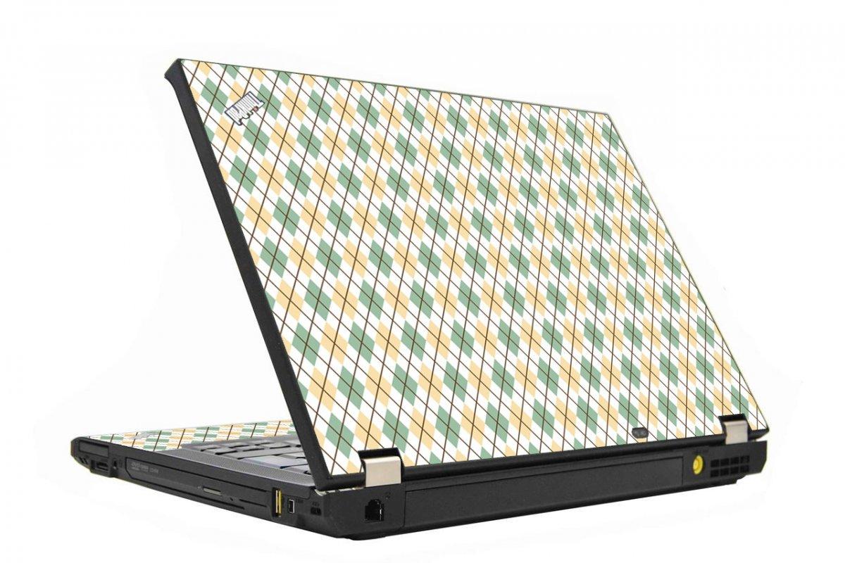 Argyle IBM T410 Laptop Skin
