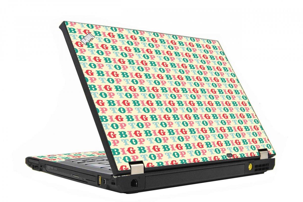 Bigtop IBM T410 Laptop Skin