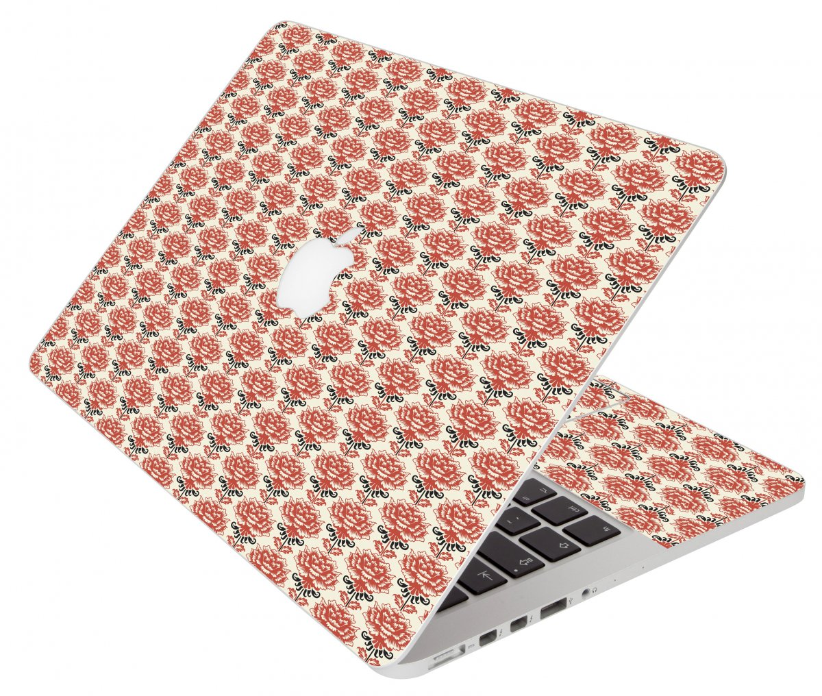 Flower Versailles Apple Macbook Air 11 A1370 Laptop Skin