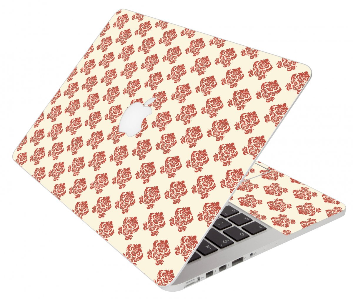 Flower Burst Apple Macbook Air 13 A1466 Laptop Skin