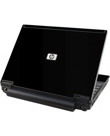 Black HP Compaq 2510P Laptop Skin
