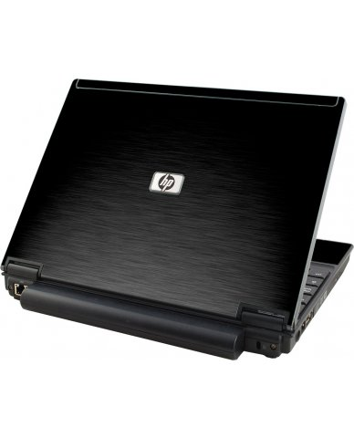 Mts Black HP Compaq 2510P Laptop Skin