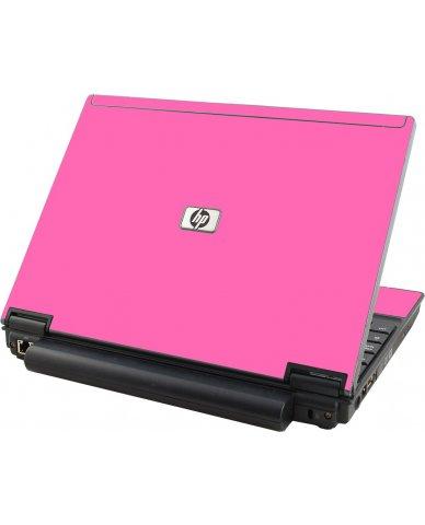 Pink HP Compaq 2510P Laptop Skin