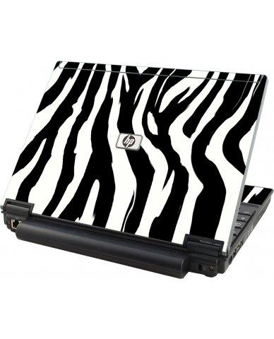 Zebra HP Compaq 2510P Laptop Skin