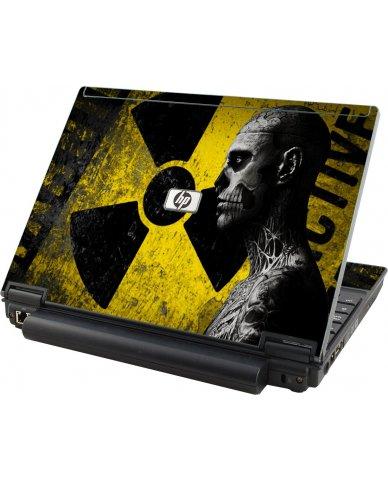 Biohazard Zombie HP Elitebook 2530P Laptop Skin