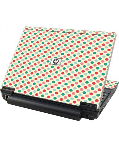 Bubblegum Circus HP Elitebook 2530P Laptop Skin