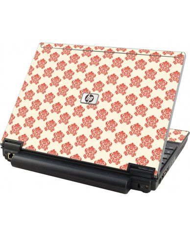 Flower Burst HP Elitebook 2530P Laptop Skin