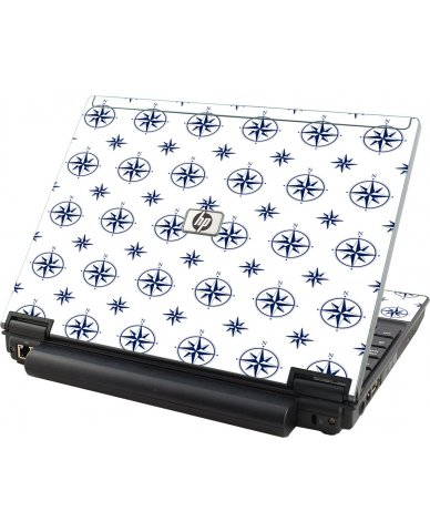 Nautical HP Elitebook 2530P Laptop Skin