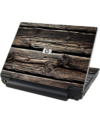 Wood HP Elitebook 2530P Laptop Skin