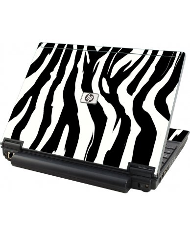Zebra HP Elitebook 2530P Laptop Skin