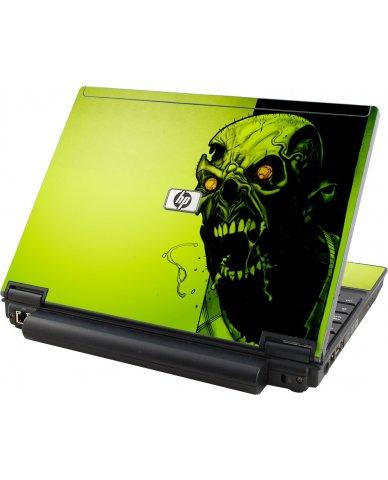 Zombie Face HP Elitebook 2530P Laptop Skin