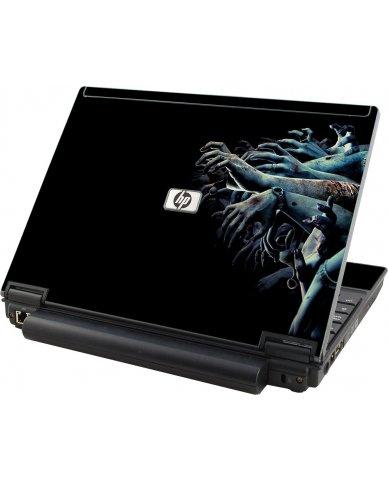 Zombie Hands HP Elitebook 2530P Laptop Skin