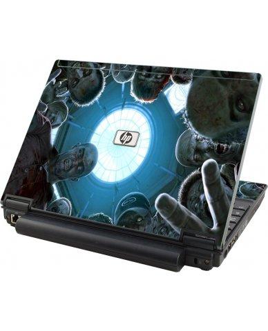 Zombie Horde HP Elitebook 2530P Laptop Skin