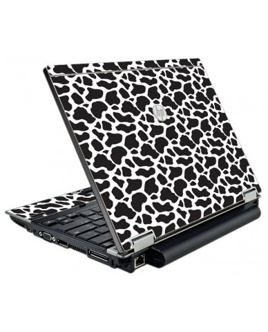 Black Giraffe HP Elitebook 2540P Laptop Skin